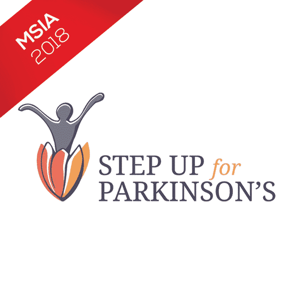 Step up for Parkinson's